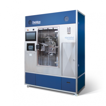 Comecer Automatic Compounding System PHARMODUCT image - STEQ America (1)