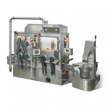 Comecer Filling Isolator and glove box for bottle filling image (1)