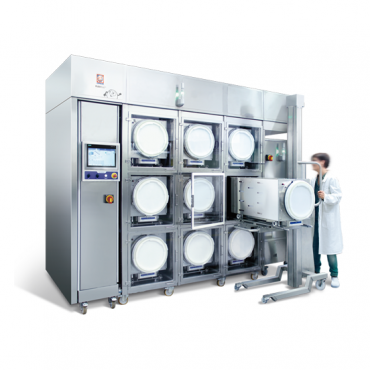 Comecer FlexyCult incubator system for advanced therapy labs-image_STEQ America