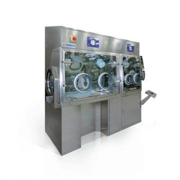 Comecer dispensing and weighing isolator image_from STEQ America