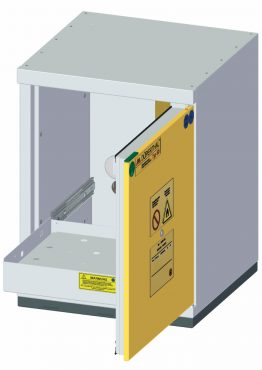 Safety-Storage-Cabinet-Dueperthal-STEQ-America-Bench-S-Spec