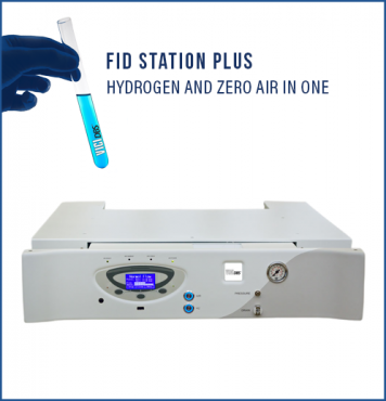 VICI FID Station Plus hydrogen gas and zero air image_STEQ America