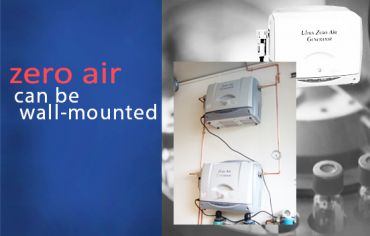 Best Zero Air Generator wall-mounted Image_VICI DBS_STEQ America